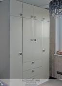 распашной шкаф из МДФ