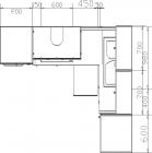 размеры кухни №119