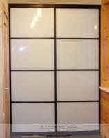 Встроенный шкаф купе1600 мм. Фото