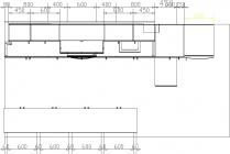 размеры кухни №164