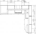размеры кухни 182
