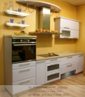 Фото кухни голубого цвета