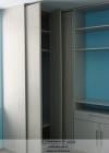 Шкаф купе Дуб дымчатый. Вид 3
