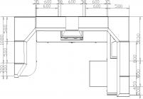 размеры кухни 193