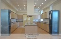 Кухня модерн  в гостинице  Рональда Макдональда