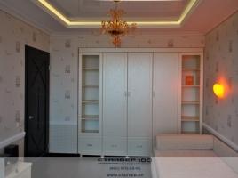 Белая мебель для подростковой комнаты