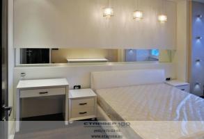 Белая мебель в спальне фото