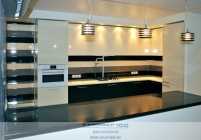 Кухня венге + ваниль Вид2
