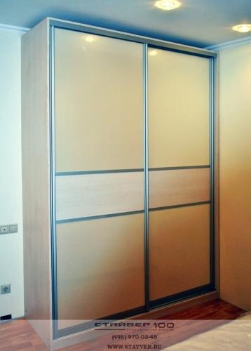 шкаф-купе 2 дверный фото
